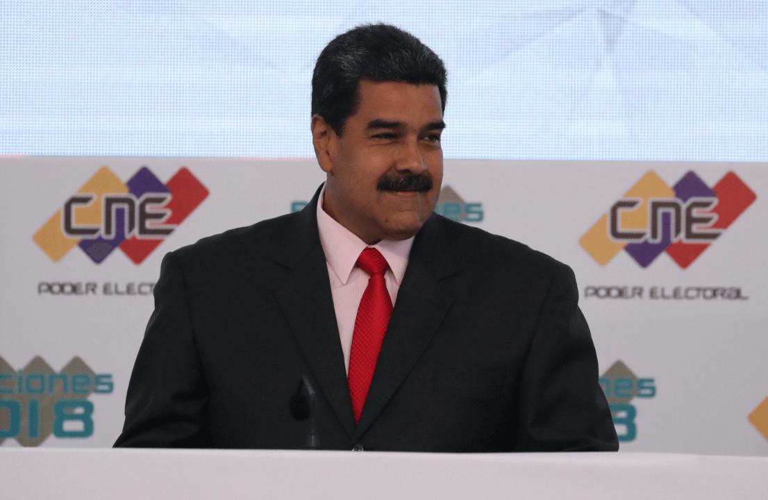 Maduro es proclamado como presidente reelecto en Venezuela