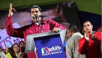 maduro logra reelección y se aleja de comunidad internacional