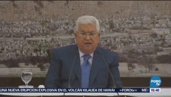 Mahmud Abbas en estado de salud favorable