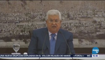 Mahmud Abbas en estado de salud favorable