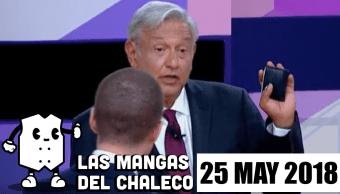 Las Mangas del Chaleco: el resumen del debate, elecciones en Venezuela y el bodorrio real