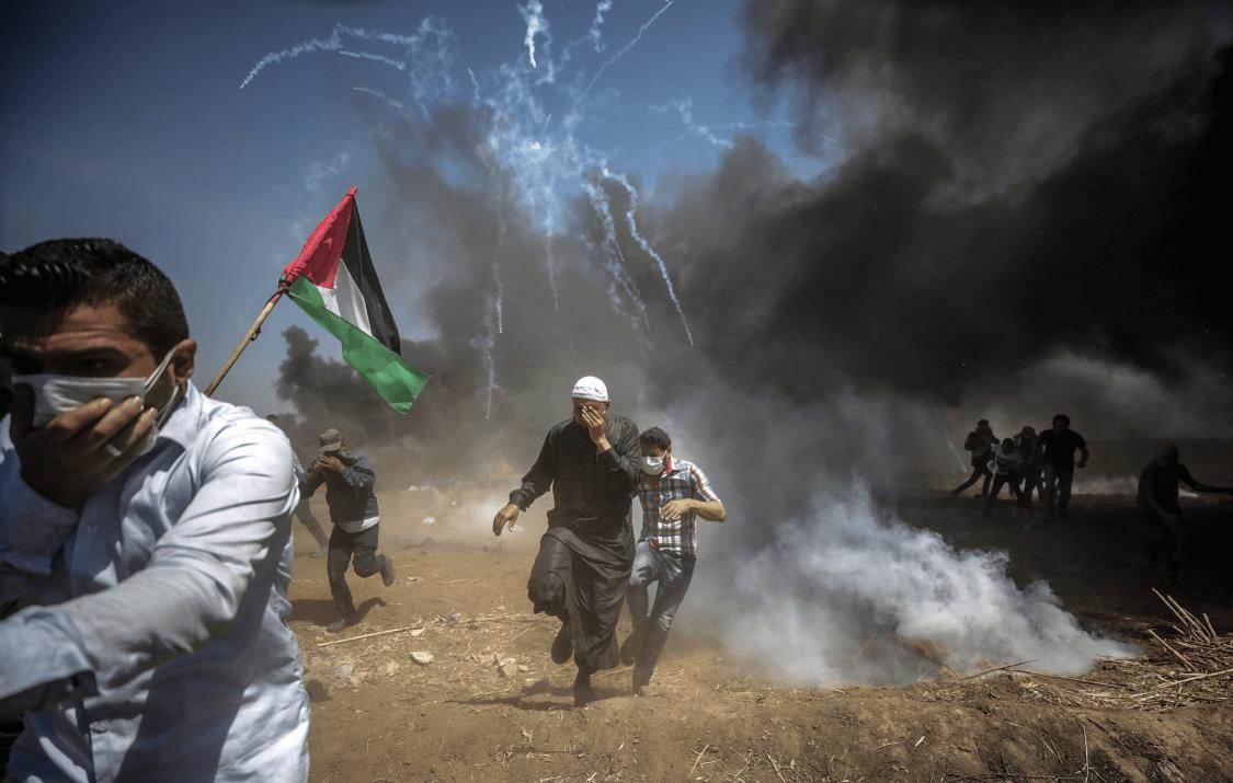 EU asegura que violencia en Gaza no es por embajada