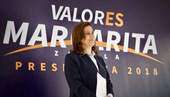 Zavala compara discurso odio de Trump con de campañas