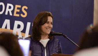 Decisión de Zavala muestra que ama a México, indica Javier Lozano