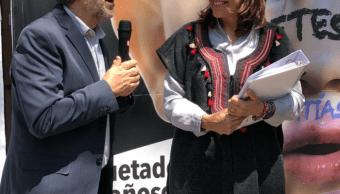 Gobierno debe garantizar seguridad de los candidatos, dice Margarita Zavala