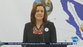Margarita Zavala Reconoce Batalla Empresarios Contra Inseguridad
