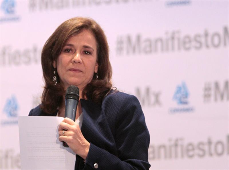 Ruiz Massieu reconoce decisión de Margarita Zavala dice que es congruente
