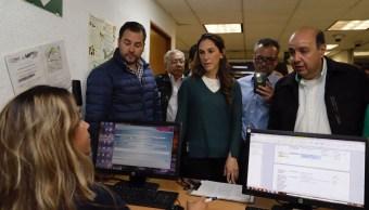 Mariana Boy ofrece sistema de justicia rápido y eficaz