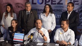Marko Cortés critica a acompañantes de López Obrador