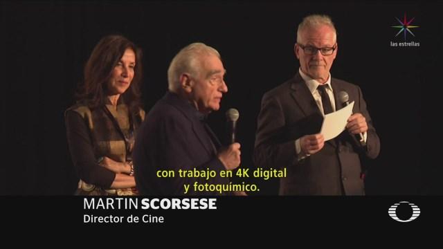 Martin Scorsese Presenta Enamorada Cannes Festival