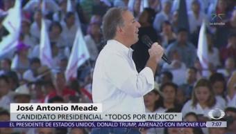 Meade dice que no ofrecerá disculpas a Nestora Salgado