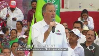 Meade se reúne con empresarios Querétaro