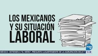 Mexicanos Desean Mejorar Situación Laboral Económica