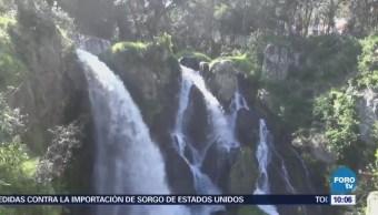 México sobre Ruedas Las cascadas de Quetzalapan