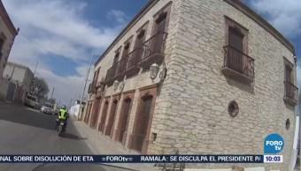 México sobre Ruedas Mineral de Pozos