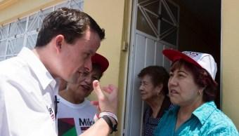 Mikel Arriola se lanza contra caciques perredistas Venustiano Carranza