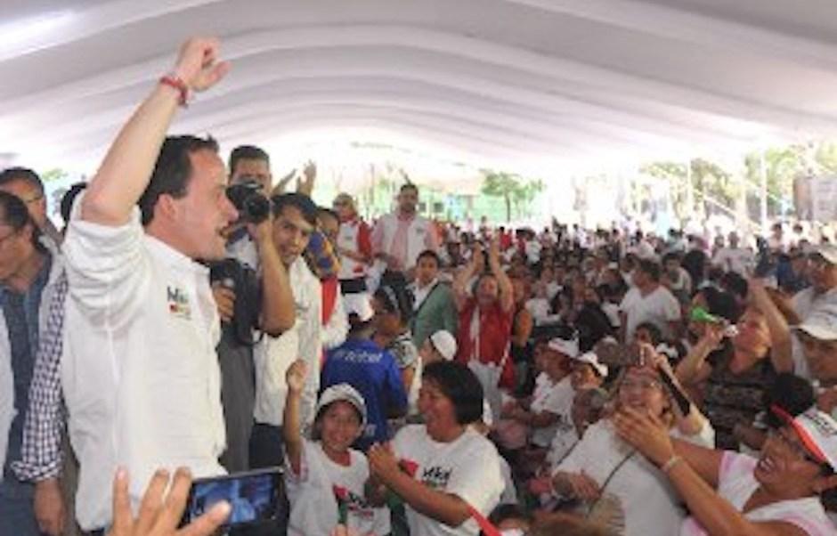 Mikel Arriola propone duplicar padrón Prospera CDMX