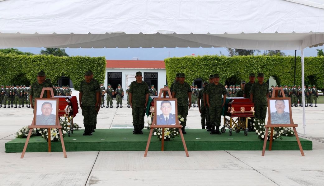 Dictan prisión preventiva contra presunto homicida de 3 soldados en Guerrero
