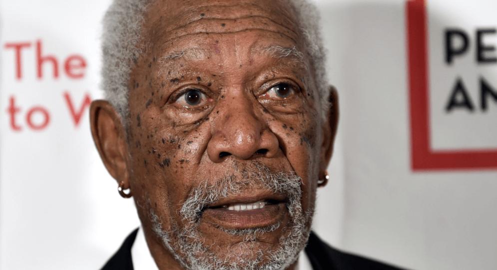 Mujeres acusan al actor Morgan Freeman por acoso sexual