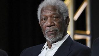 Morgan Freeman CNN retractarse acusaciones acoso sexual