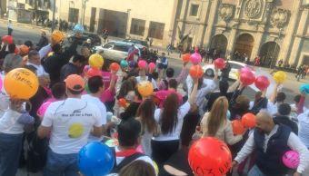 'Mil pelotas para ti', movimiento que busca erradicar la alienación parental