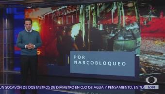 Muere bebé por ataque contra camión de pasajeros en Jalisco