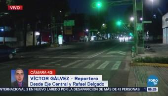 Muere hombre tras ser atropellado en Eje Central Lázaro Cárdenas, CDMX