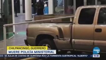 Muere Policía Ministerial Chilpancingo Guerrero Secuestro