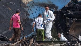 Muere tres sobrevivientes accidente aéreo La Habana