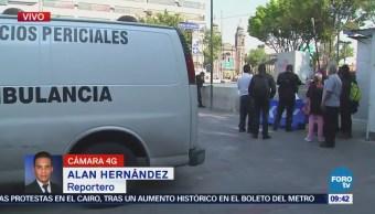 Muere Hombre Inmediaciones Metro Pino Suárez