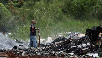 Mueren más 100 personas accidente aéreo Cuba
