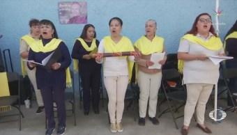Mujeres Festejan Día Las Madres Prisión