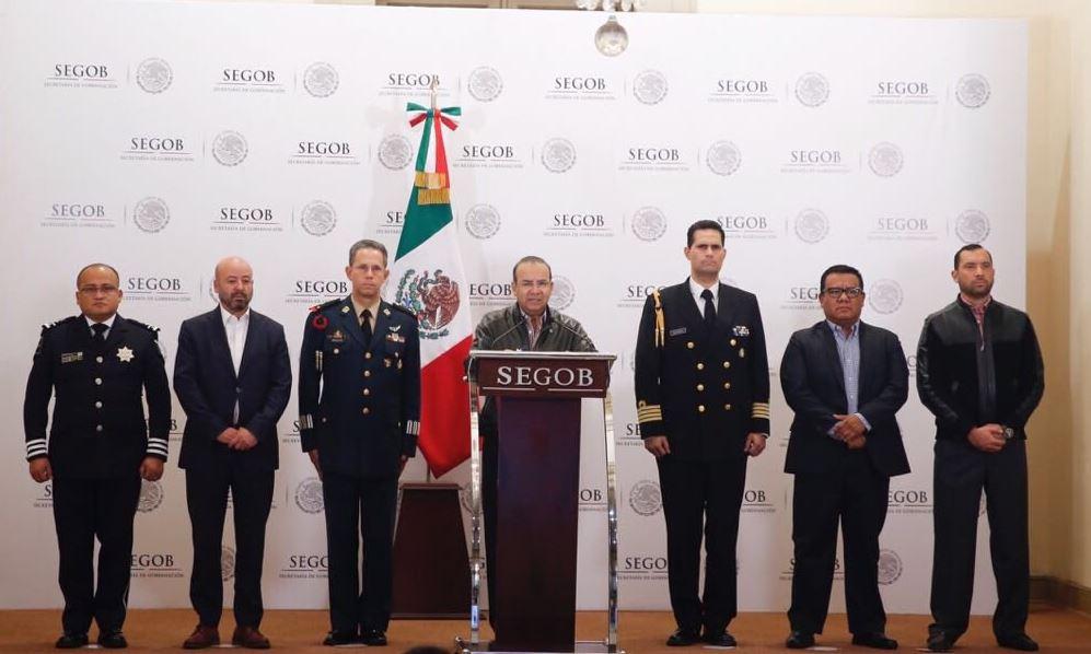 Gobierno federal confirma detención de esposa de 'El Mencho'