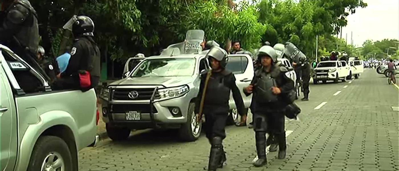 Nicaragua Inicia Diálogo Nacional Superar Crisis