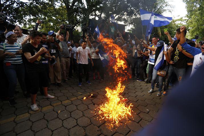 CIDH considera prioritaria una investigación internacional en Nicaragua