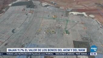 Bajan 11.7% Valor Bonos AICM NAIM