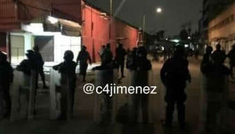 Se registra movilización policiaca en Tepito