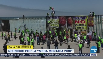 Organizan megamentada contra Donald Trump