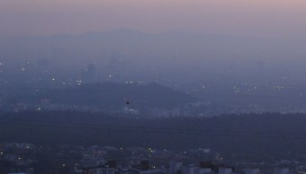 Ecatepec presenta regular calidad del aire; registra 65 puntos por partículas suspendidas