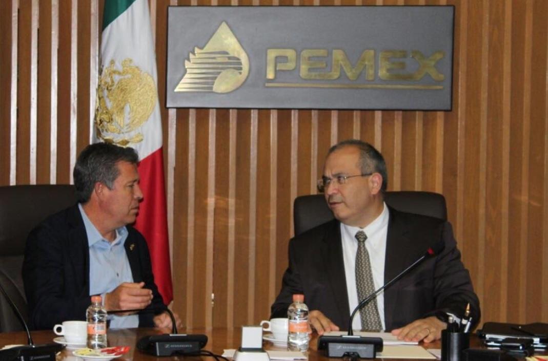 Pemex y gobierno de Guanajuato reforzarán combate al robo de combustible