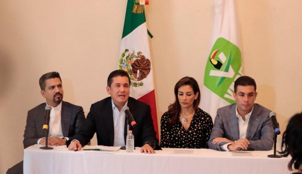 Partido Verde retoma propuesta de la pena de muerte en México