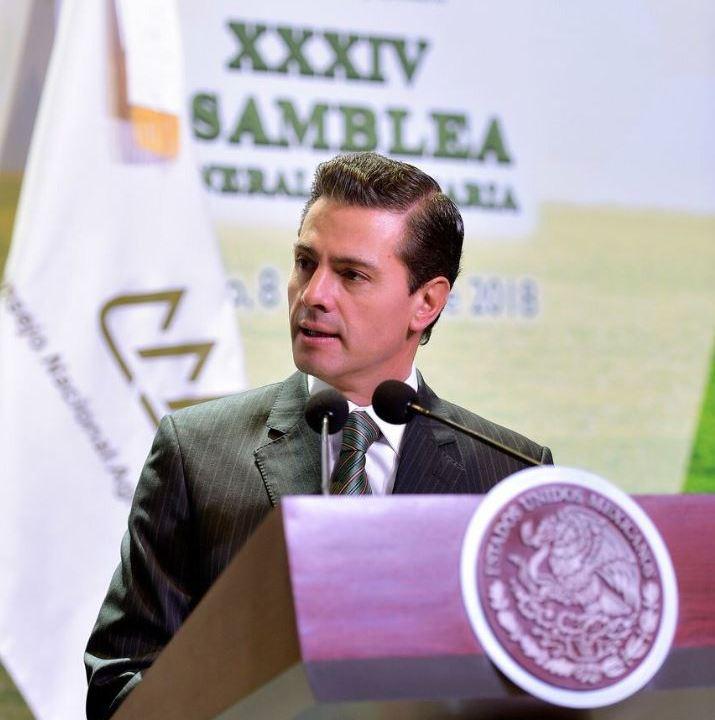 pena nieto desea exito carlos alvarado nuevo presidente costa rica