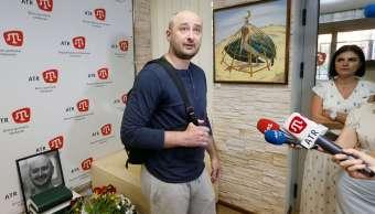 Periodista ruso adoptara ciudadanía ucraniana fingir muerte