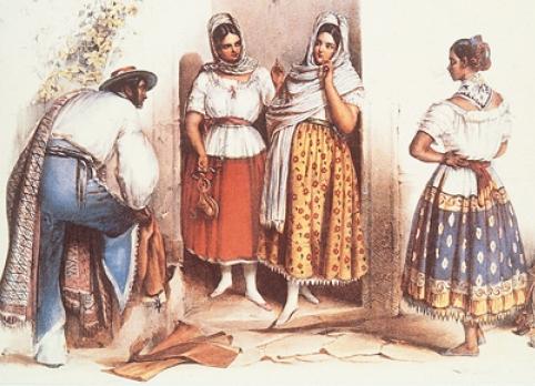 mujeres-mexico-xix