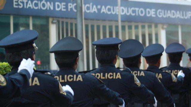 Egresados de la Universidad de la Policía refuerzan seguridad en GAM