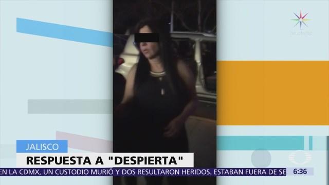 Policías pensaron que operativo contra Rosalinda González era secuestro