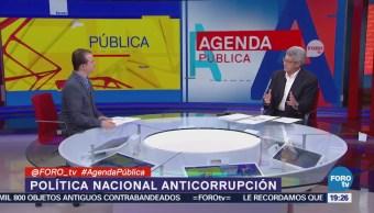 Mario Campos Mauricio Merino Política Nacional Anticorrupción