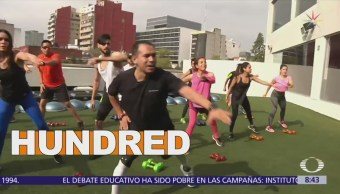Ponte Fit: Entrenamiento One-Hundred