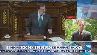 Por definirse la continuidad de Mariano Rajoy en el Gobierno de España