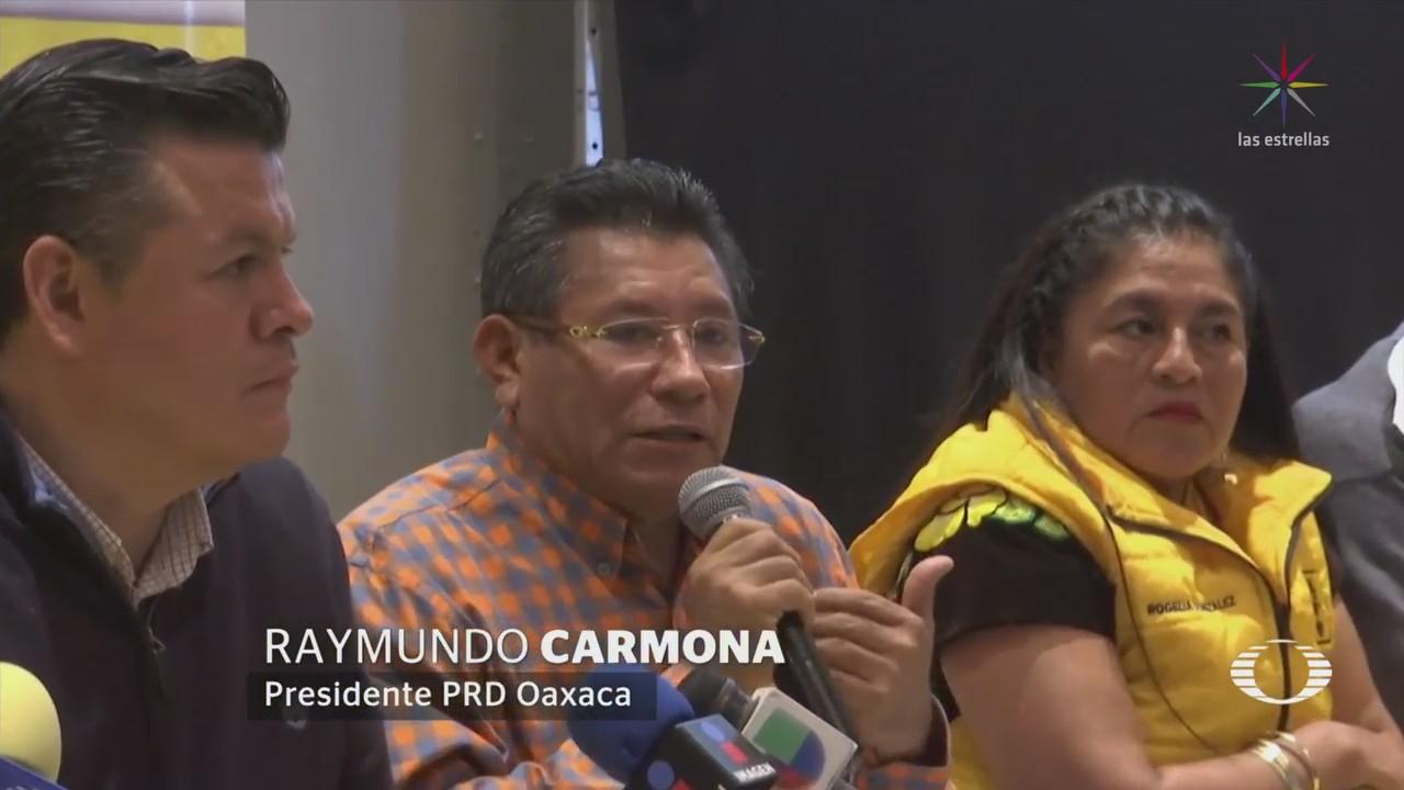 PRD Oaxaca Se Deslinda Candidatos Trans Falsos